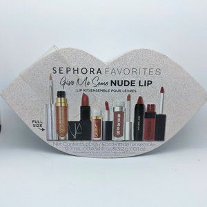 Sephora Favorites Give Me Some Nude Lip Sampler